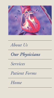 Cardiology Center - Meet Our Physicians